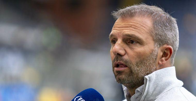 NAC-trainer Steijn furieus op KNVB: 'We worden nu nog eens extra gepakt'