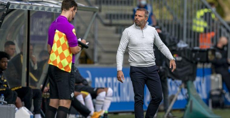Steijn ziet 'competitievervalsing' en haalt hard uit naar KNVB: 'Vreselijk sneu'