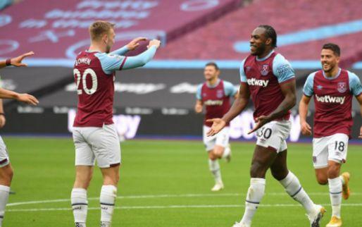 Afbeelding: Man City laat ook punten liggen tegen West Ham na prachtige omhaal Antonio