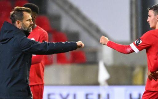 2 spelers van Antwerp testen positief en moeten verstek geven voor de derby