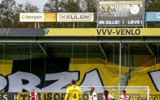 VVV en Ajax wereldnieuws na dertienklapper (!): 'Ondertussen in de Eredivisie...'