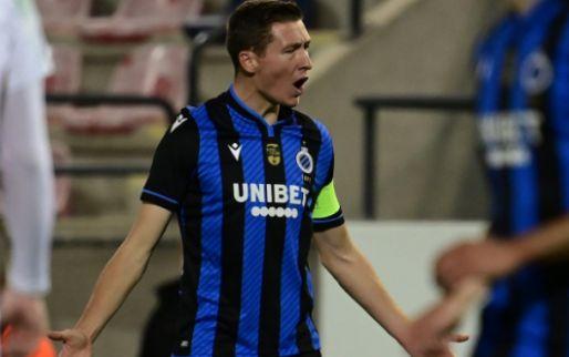 Club Brugge verliest met 2-1 van Oud-Heverlee Leuven