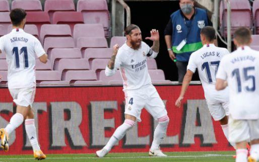 LIVE: Volwassen Real verslaat Barcelona in vermakelijke Clásico (gesloten)