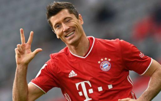Afbeelding: Tien uit vijf (!) voor Lewandowski, Leipzig blijft nummer één ondanks Lukebakio