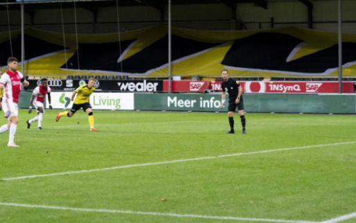Huntelaar werkt niet mee aan snode plannen Onana: 'Zei Andre na afloop'