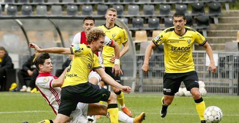 Arjan Swinkels met een doodeerlijk interview na de 0-13 tegen Ajax