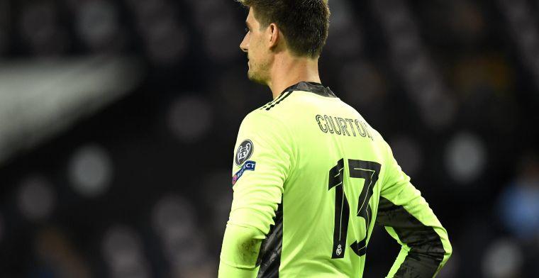 Wat zeggen de Spaanse kranten over de prestatie van Courtois in de Classico?