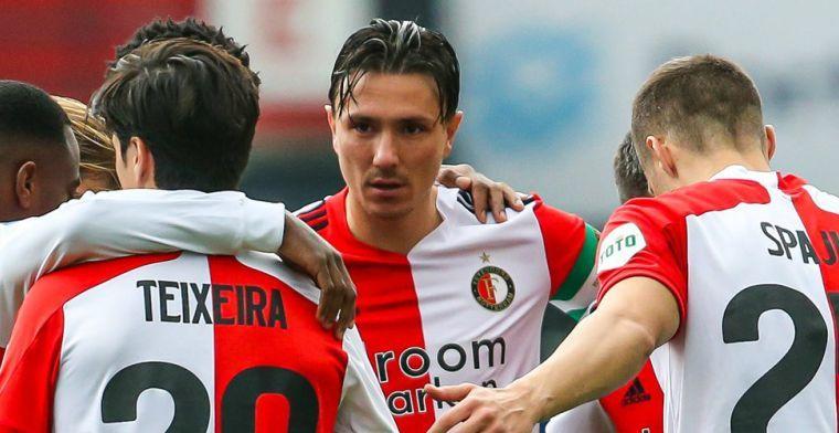 'Berghuis was dicht bij Feyenoord-vertrek: Italiaanse interesse door clausule'