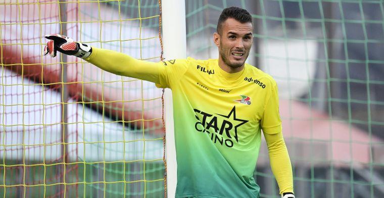 Hubert blikt terug op Club Brugge: Toch werd ik aan de kant geschoven