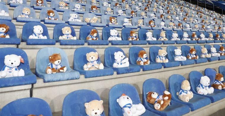 LIVE-discussie: Heerenveen heeft basisdebutant en speelt voor 15.000 knuffelberen