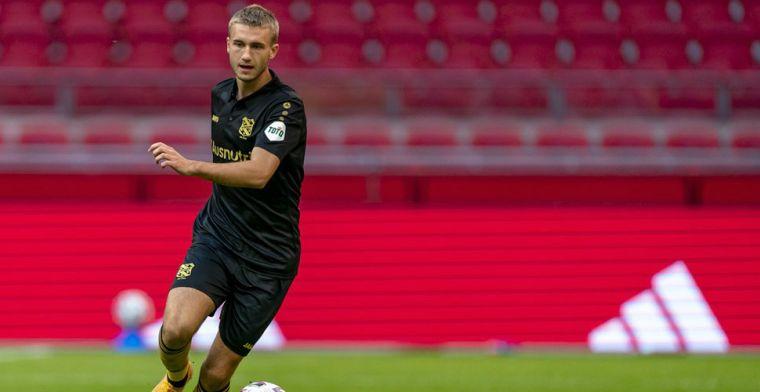 Jansen over nieuwste Heerenveen-parel: 'Komt hierheen, mooi verhaal over voetbal'