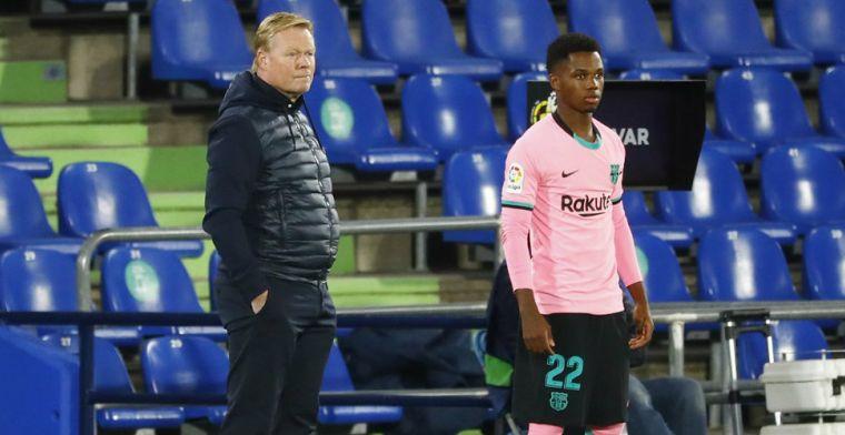 Koeman 'heeft tijd nodig' bij Barça: 'Geknipte trainer om het daar goed te doen'