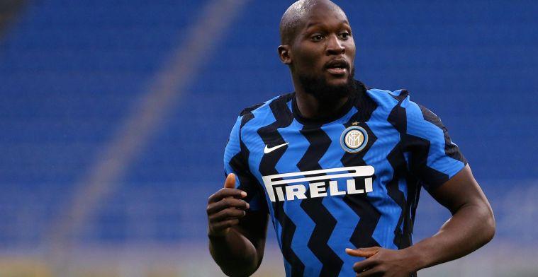 Lukaku opnieuw de held van Inter, doelpunt goed voor de zege