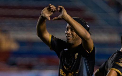 Afbeelding: Ronaldinho is het volgende slachtoffer van COVID-19