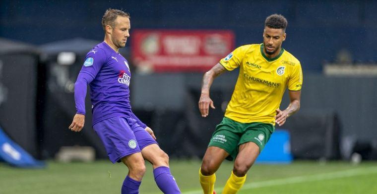 Van Hintum eist hoofdrol op bij FC Groningen: twee assists en doelpunt