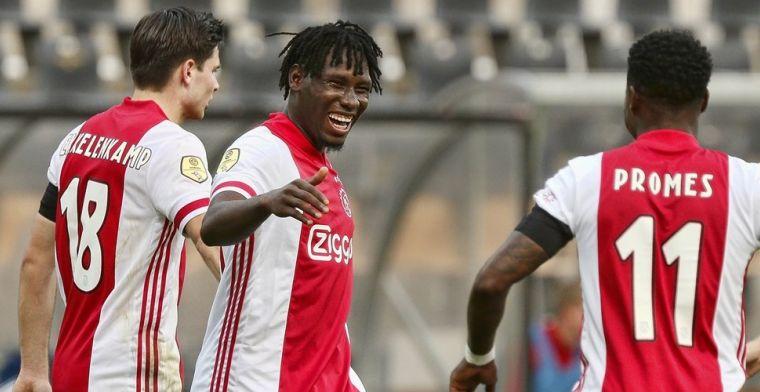 VP's Elftal van de Week: Ajax, Ajax, Ajax, Ajax en dan heel lang niets
