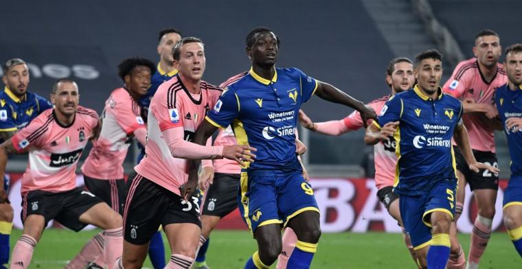 Frustrerende avond voor Juventus: wéér averij in Serie A, achterstand loopt op