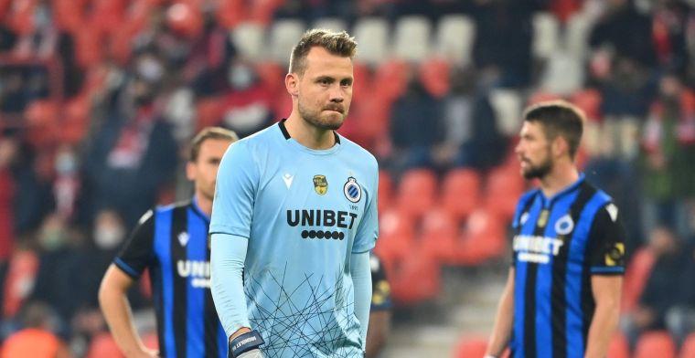 UPDATE: 'Mignolet, Kossounou en Krmencik trainen weer bij Club Brugge'
