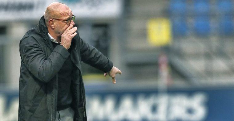 RKC baalt van punt tegen Feyenoord: 'Stiekem zijn we een beetje teleurgesteld'