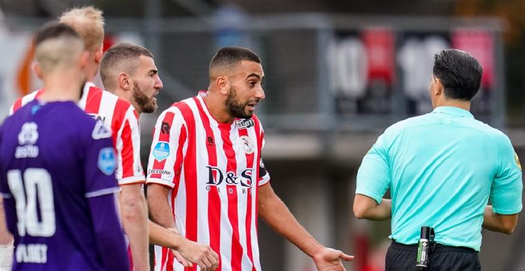 Heracles Almelo pakt voor het eerst sinds een maand weer een punt