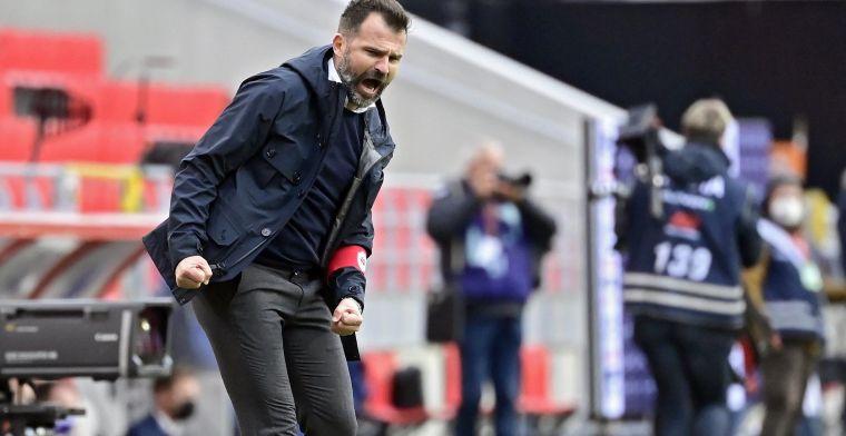Leko na de derbywinst: We wonnen Europees, we staan eerste en wonnen de beker