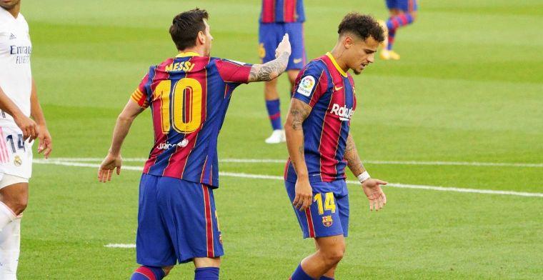 Slecht nieuws voor Koeman: Barça moet spelmaker missen tegen Juventus