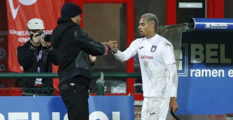 Huurling van RSC Anderlecht maakt indruk: Zijn marktwaarde stijgt
