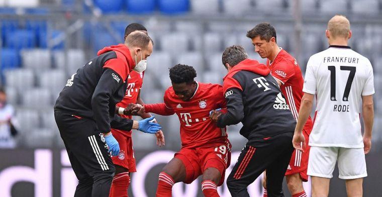 Flick bevestigt Bayern-vrees na horrorblessure: 'Gewrichtsband afgescheurd'