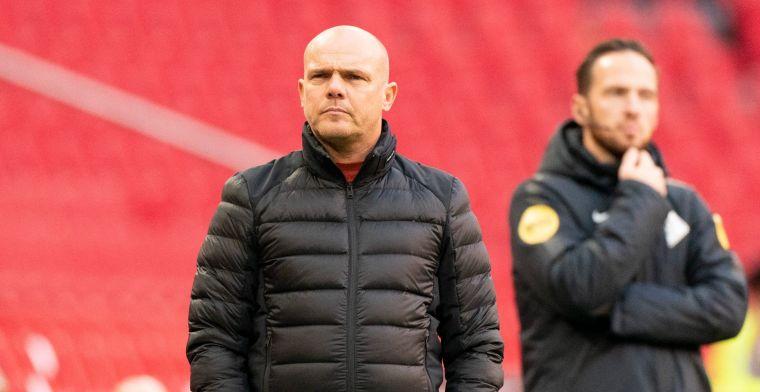 Jansen hamert op discipline bij Heerenveen: 'Dan gaat dat veel punten opleveren'