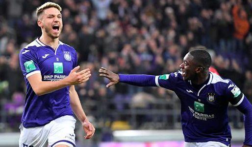 'Anderlecht denkt aan huurdeal, Colassin en Kana vertrekken mogelijk deze winter'