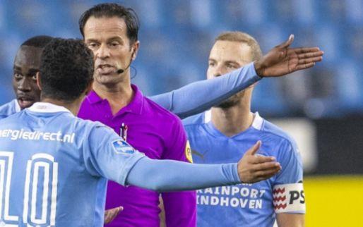 'We zijn van een zuivere strafschop bestolen, PSV is onvoorstelbaar genaaid'