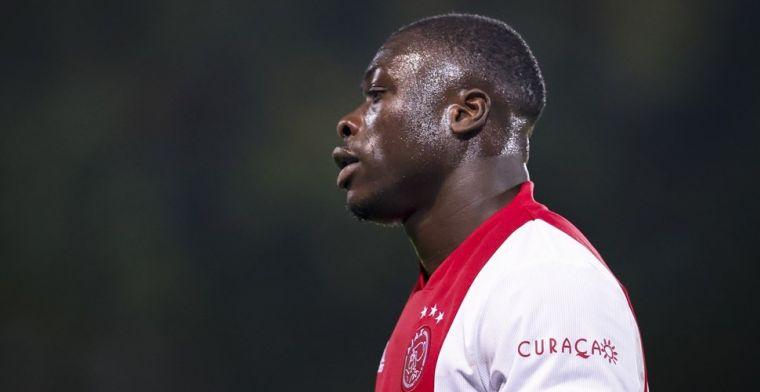 'Brobbey baalt van goals Traoré, onderhandelingen met Ajax lopen niet lekker'