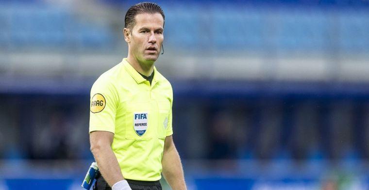 Makkelie krijgt topaffiche in de Champions League, ook Kuipers komt in actie