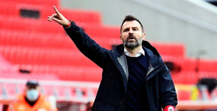 Leko over match tegen Tottenham: Coronatesten zullen bepalen wie speelt