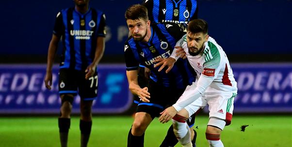 Mechele (Club Brugge) is kritisch: Vreemd als je ook nog eens een VAR hebt