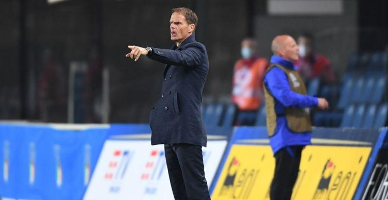 Perez kritisch op Oranje-voorselectie De Boer: 'Heeft met deze spelers gewerkt'