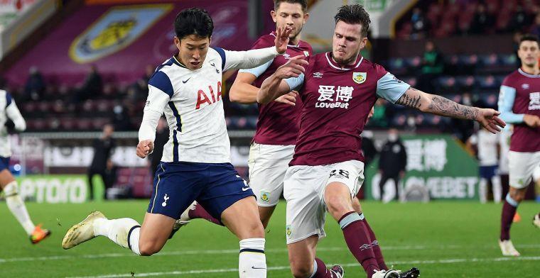 Tottenham en Alderweireld pakken felbevochten zege op Burnley