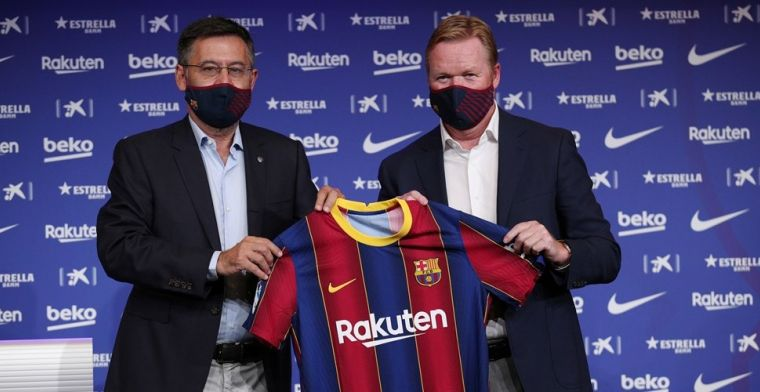 'Belangrijke dag bij Barcelona: verguisde Bartomeu kan vertrekken'