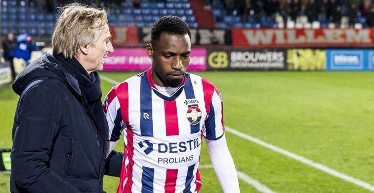 'Willem II-Belg was drie maanden geveld door corona en lag op intensive care'