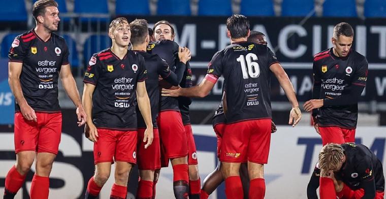 Excelsior plaatst zich met speels gemak voor volgende ronde KNVB Beker