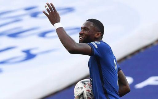 Tottenham en PSG houden situatie Chelsea-stopper in de gaten