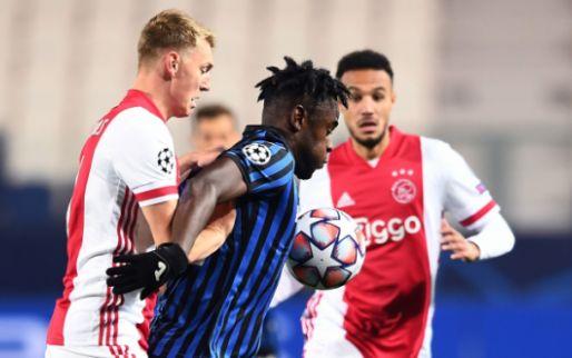 LIVE: Ajax geeft 0-2 voorsprong weg en raakt Antony kwijt met blessure (gesloten)