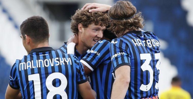 Ajax maakt indruk op Atalanta met historische zege: 'Schrok toen ik het hoorde'