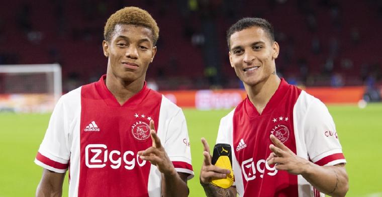 'Ten Hag kiest voor Braziliaanse samba op Ajax-vleugels, ook Martínez start'