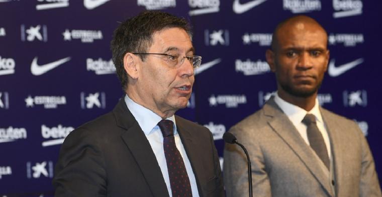 Sensationeel nieuws: FC Barcelona accepteert aanbieding voor Super League