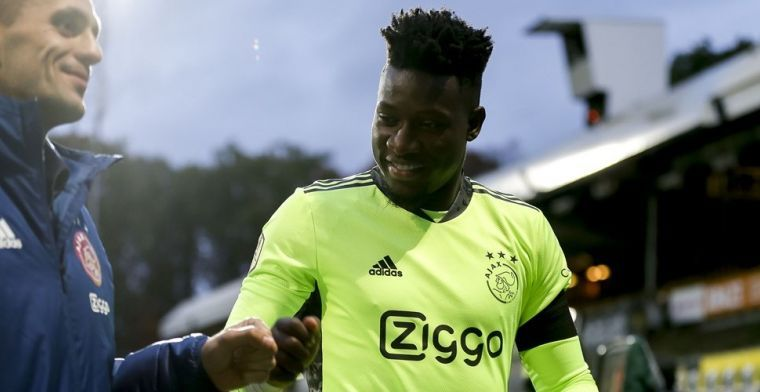 'Ajax mijn tweede huis, ook als ik hier volgend seizoen speel een happy man'