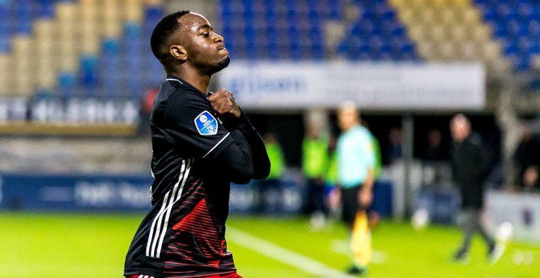 'Ik was nooit fan van Haps, maar hij is de beste aanvaller van Feyenoord'