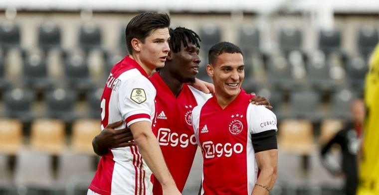 Ajax wilde niet meewerken aan verhuur: 'Lastige periode, ik moet wachten op kans'