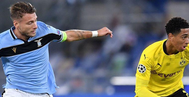 Club vol aan de bak tegen Lazio: Supporters waren blij met deze loting
