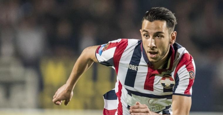 OFFICIEEL: Azzaoui (ex-Anderlecht) vindt nieuwe ploeg in Nederland